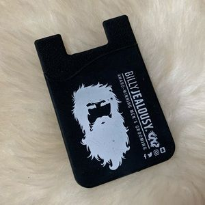 Billy Jealousy Silicone Phone Wallet